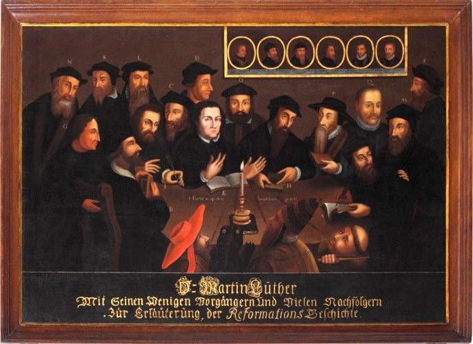 Lutherabend abgesagt!
